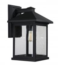 Z-Lite 531B-BK - 1 Light Outdoor Wall Light