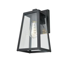 DVI DVP30770BK-CL - Moraine 11.5 inch outdoor wall sconce