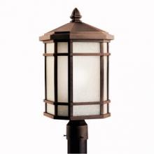 Kichler 9902PR - Outdoor Post Mt 1Lt