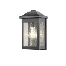 Steven & Chris SC13100BK - Morgan SC13100BK Outdoor Wall Light