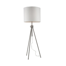 Steven & Chris SC589WH - Mercer Street SC589WH Floor Lamp