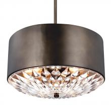 Generation Lighting - Feiss F3033/4DAGB - 4 - Light Pendant