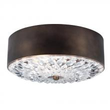 Generation Lighting - Feiss FM445DAGB - 3 - Light Flush