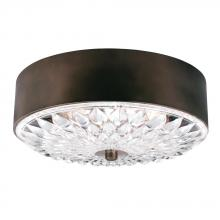 Generation Lighting - Feiss FM446DAGB - 3 - Light Flush